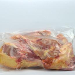 Carcasse de poulet