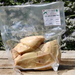 Foie gras frais de canard...