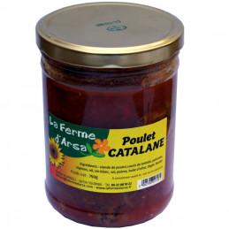 Poulet a la catalane en...